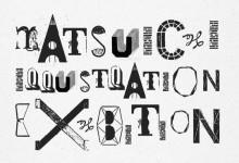 MATSUICHI ILLUSTLATION EXHBITION